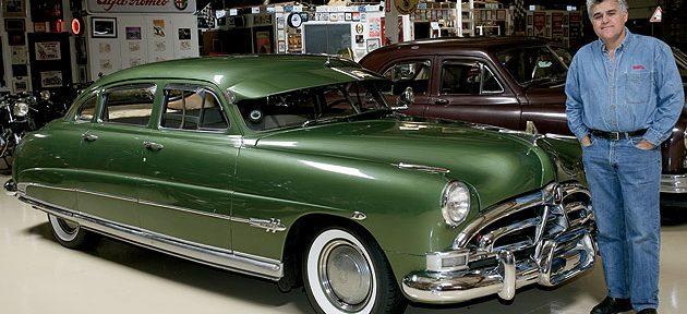 Hudson Green Hornet Challange jay leno garage